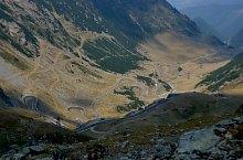 Bâlea Lake - Caprei saddle hiking trail, Făgăraș mountains, Photo: WR