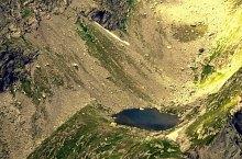 Lespezi - Cornul Călțunului peak, Făgăraș mountains·, Photo: Dénes László