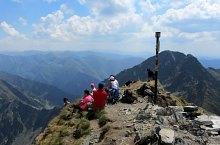 Negoiu peak, Făgăraș mountains·, Photo: Sorin Nicolas