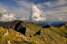 Negoiu peak, Făgăraș mountains·, Photo: Dénes László