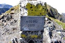 Negoiu peak, Făgăraș mountains·, Photo: Csupor Jenő