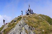 Negoiu peak, Făgăraș mountains·, Photo: Fănică Bota