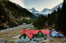 Cabana Valea Sâmmbetei - Șaua Răcorele, Foto: Dénes László
