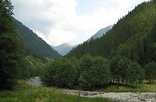 Traseul Balta Pojarnei - Curmatura Malitei, Muntii Fagaras, Foto: Ionuț Deaconu