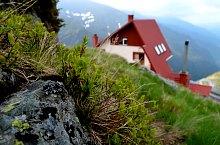 Cota 200 turistaház - Zerge tó, Fotó: Adrian Stanbeca