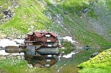 Cabana Balea Lac, Muntii Fagaras, Foto: Andrei Pop