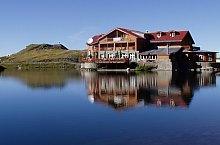 Cabana Balea Lac, Muntii Fagaras, Foto: Hám Péter