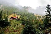 Turnuri menedékház, Fogarasi havasok., Fotó: Adrian Stanbeca