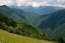 Traseul Cainenii Mici - Chica Fedelesului, Muntii Fagaras, Foto: Ion Lera