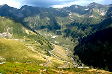 Traseul Lacul Caltun - Tunelul Transfagarasan, Muntii Fagaras, Foto: Marius Dumitrel
