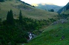 Orzanele vízesés, Fogarasi havasok., Fotó: Marelena si Radu Pușcarciuc