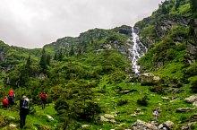 Cascada Racorele, Muntii Fagaras, Foto: Alexandra Roșu