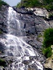 Cascada Racorele, Muntii Fagaras, Foto: Georgiana Negru