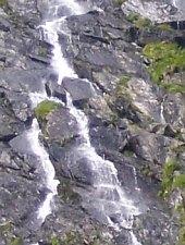 Cascada Racorele, Muntii Fagaras, Foto: Robert Mihai