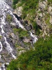 Cascada Racorele, Muntii Fagaras, Foto: Nicu Râștea