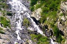 Cascada Racorele, Muntii Fagaras, Foto: Ștefan Pușcașu