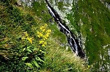 Cascadele de pe valea Rea, Muntii Fagaras, Foto: Marius Radu