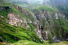 Traseul Stanele din Podul Giurgiului - Curmatura Moldoveanu, Muntii Fagaras, Foto: Nicolae Riștea