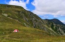 Vistea refuge hut, Photo: Marius Mihai