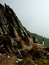 Traseul Poiana Urlea - Curmatura Zarnei, Muntii Fagaras, Foto: Victor Nascov