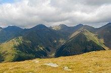 Traseul Valea Valsanului - Varful Moldoveanu, Muntii Fagaras, Foto: Florin Manea