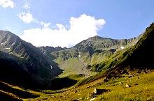 Traseul Vistisoara - Saua Racorele, Muntii Fagaras, Foto: Paul Ion