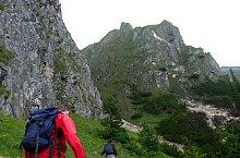 Valea Sâmbătei - Piatra Caprei - La Cruce, Foto: Simona & Adi Tamasi
