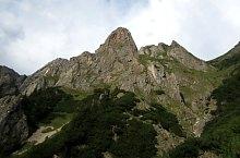Valea Sâmbătei - Piatra Caprei - La Cruce, Foto: Laureniu Barza