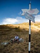 Valea Sâmbătei - Piatra Caprei - La Cruce, Foto: Vasile Grecu
