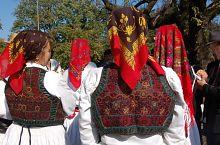 Élesdi népviselet, Fotó: WR
