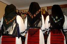 Bucsiuman népviselet, Fotó: WR