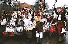 Bakói népviselet