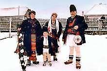 Prundu Bârgăului-i népviselet