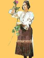 Traditional costumes in Hunedoara-Orăștie
