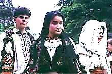 Vajdahunyad-Szászvárosi népviselet
