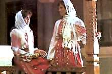 Traditional costumes in Dolj
