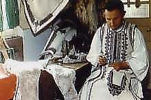 Traditional costumes in Vâlcea