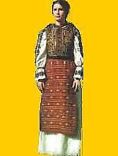 Bánáti népviselet