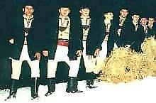 Brassói népviselet