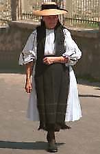 Traditional costumes in Sibiu