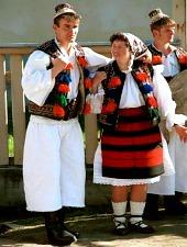 Máramarosi népviselet