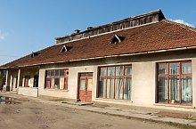 Gara veche, Jibou, Foto: WR