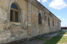Jibou, Wesselényi castle, Riding hall, Photo: WR