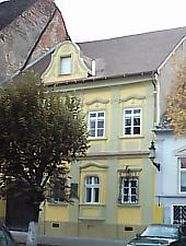 Casa Gustav Schuster - Dutz, Medias, Foto: Urian Adrian