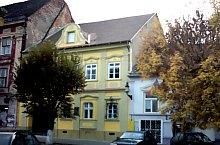 Casa Gustav Schuster - Dutz, placa comemorativă, Foto: Urian Adrian
