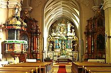 Franziskaner Kloster Complexul franciscan Mediaș