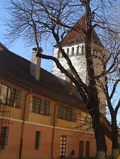 The old town hall, Photo: Narcis Moraru