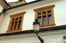 Schuller ház, Medgyes., Fotó: Jakabffy Tamás