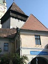 Tower of the Bells, Mediaș·, Photo: Nagy Adél