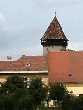 Tower of the Bells, Mediaș·, Photo: Tudor Seulean